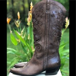 😍BEAUTIFUL😍 Matisse Leather Boot US 8